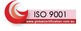 ISO 9001 Global Certification